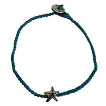 Bileklik - Deniz Yıldızı ikon - 925 Ayar Gümüş