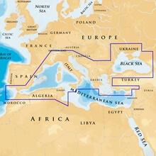 Harita Kartı - 43XG-CF - Tüm Türkiye