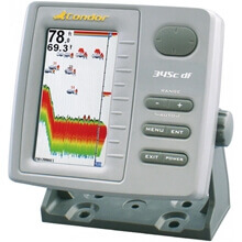 Balık Bulucu - Condor345c df - Renkli Ekran
