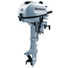 Picture of 6HP Outboard Motor - BF 6 AH SHU - Short Shaft