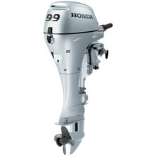 Picture of 9.9HP Outboard Motor - BF 9.9 DK2 LH1 - Long Shaft