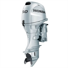 Picture of 50HP Outboard Motor - BF 50 DK4 LRTU - Long Shaft