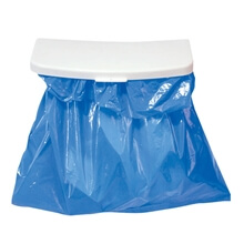 Çöp Torbası Tutucusu (Store-All) - Beyaz