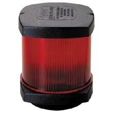 Seyir Feneri - S20 - Siyah Gövde - Kırmızı - 360°