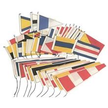 İşaret Bayrakları Seti - 40 Parça