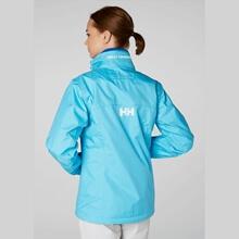 Ceket - Kadın - Crew - Aqua Blue Görseli