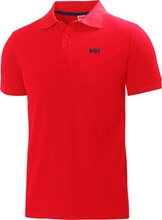 T-SHIRT - Erkek - DRIFTLINE Polo - Flag Red