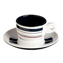 Picture of MELAMINE COFFEE SET, MONACO