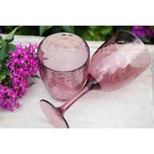 Şarap Kadehi - Purple - 6'lı Görseli