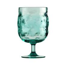 Şarap Kadehi - Moon - Aqua - 6'lı Görseli