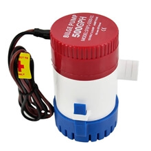 Picture of Bilge Pump - 500Gph - 12v
