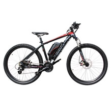 Bisiklet Alpan - Elektrikli Mtb-0,249Kw - Siyah
