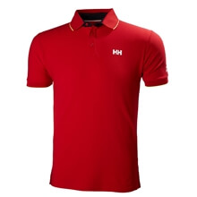 T-Shirt - Erkek - Hp Racing Polo - Flag Red