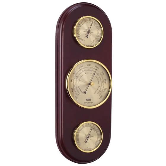 Barometre / Termometre / Higrometre - Dekoratif Set Görseli