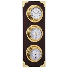 Picture of Clock / Barometer / Thermometer / Hygrometer - Decorative Set