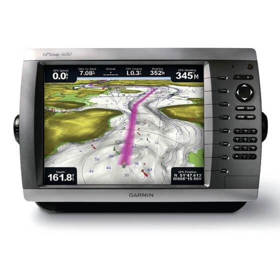 GPSMAP® 4012 - GPS Harita Sistemi Görseli
