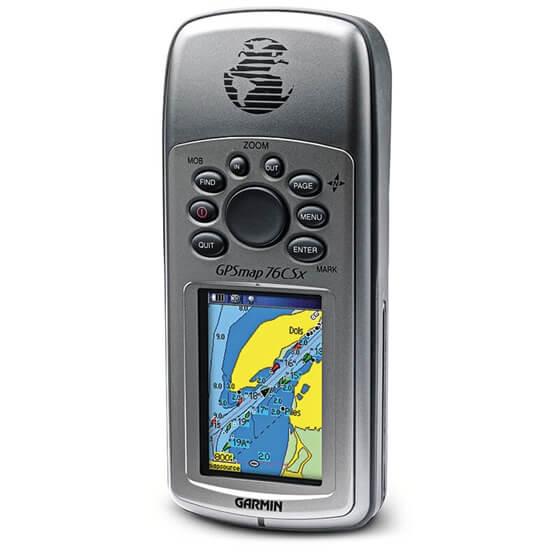 ElGps'i - GPSMAP® 76CSx Görseli