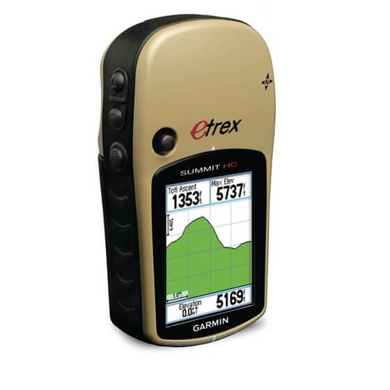 Picture of eTrex Summit® HC