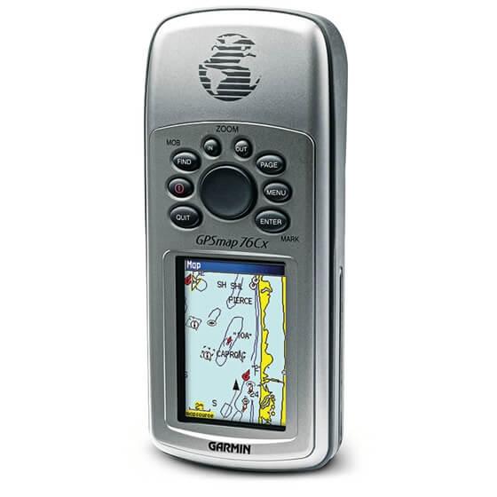 El GPS'i - GPSMAP® 76Cx Görseli