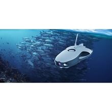 PowerRay WIZARD - Su Altı Drone Görseli