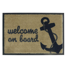 Picture of NON-SLIP MAT - WELCOME ROPE, WELCOME