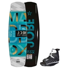 Picture of JOBE MADDOX WAKEBOARD 142 & UNIT BINDINGS (7-10)