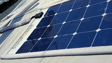 Picture of E-Flex-100 Flexible 100 watt Solar Panel