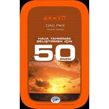 Kitap - Hava Tahminini Geliştirmek için 50 Öneri