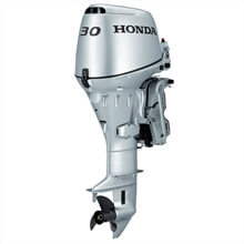Picture of 30HP Outboard Motor - BF 30 DK2LHGU - Long Shaft