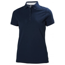 Polo T-Shirt - Kadın - Crew Pique 2 - Evening Blue
