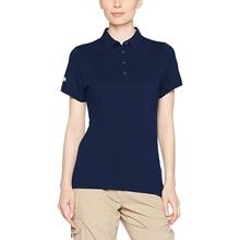Polo T-Shirt - Kadın - Crew Pique 2 - Evening Blue Görseli