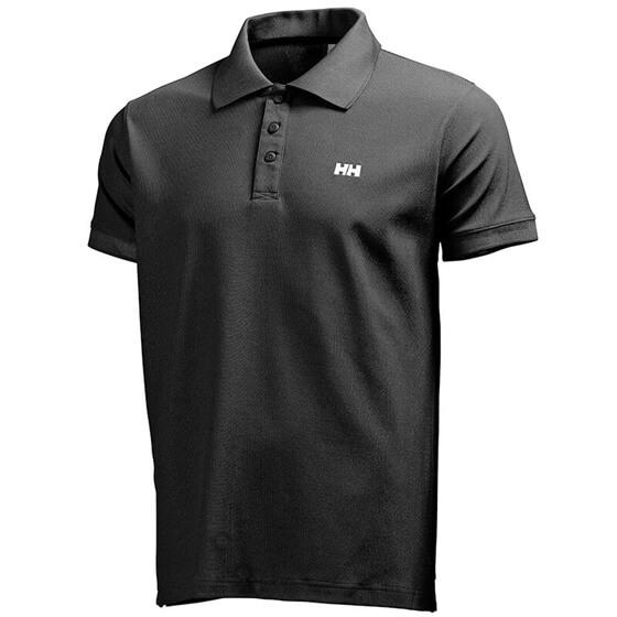 Polo T-Shirt - DRIFTLINE - Siyah Görseli