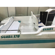 Picture of SAMBA WITH CABIN - 5.70 METERS