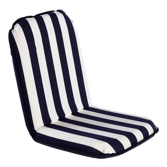 Comfort Seat Classic - Mavi/Beyaz Çizgili Görseli