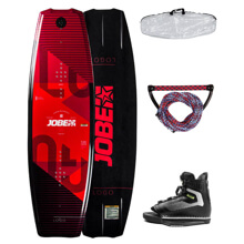 Picture of LOGO WAKEBOARD 138 & MAZE BINDINGS PACKAGE
