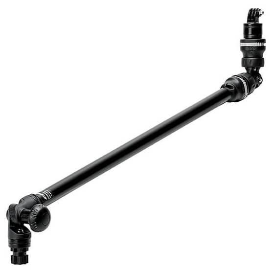 Uzatma - Kamera montajı için - R-Lock - 600mm - Siyah Görseli