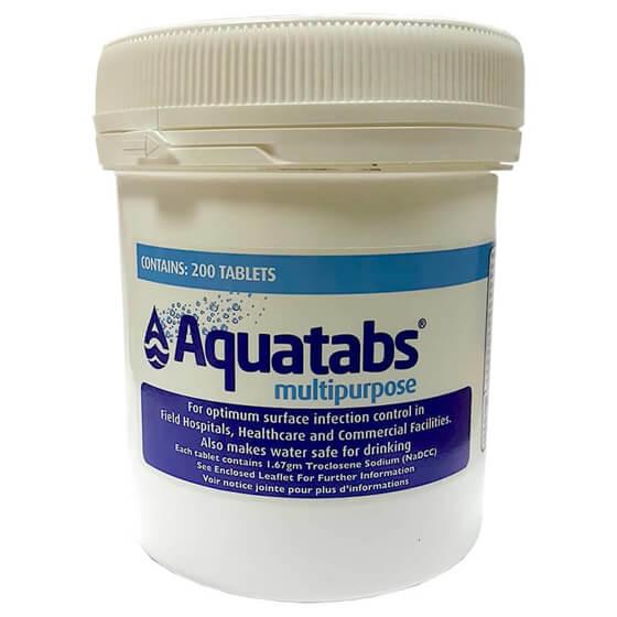 Temizleme Tableti - içme Suyu için - 200 Tablet Görseli