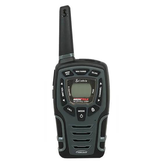 Telsiz - Cobra - PM 865 MT - Lisanssız - El Tipi - 2'li set Görseli