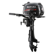Picture of DF 4 AS Outboard Motor - 4 Stroke - Short Shaft