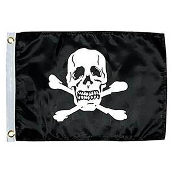 Korsan Bayrağı - 30 x 45cm Görseli