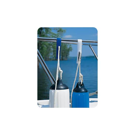 Usturmaça Tutucu - Yükseklik Ayarlı - 16mm Halata kadar - Siyah Görseli