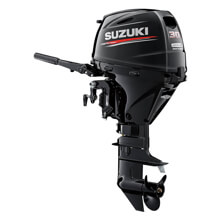 Picture of DF 30 AQHEL Outboard Motor - 4 Stroke - Long Shaft