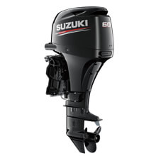 Picture of DF 60 ATL Outboard Motor - 4 Stroke - Long Shaft