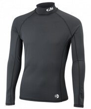 Picture of UV RASH VEST LS - Erkek - Asphalt Grey