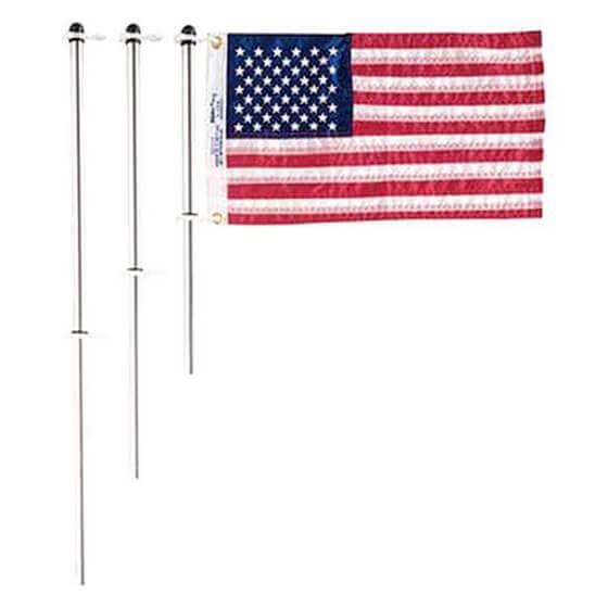 Bayrak Direği - Alüminyum (Klipsler Dahil) Görseli