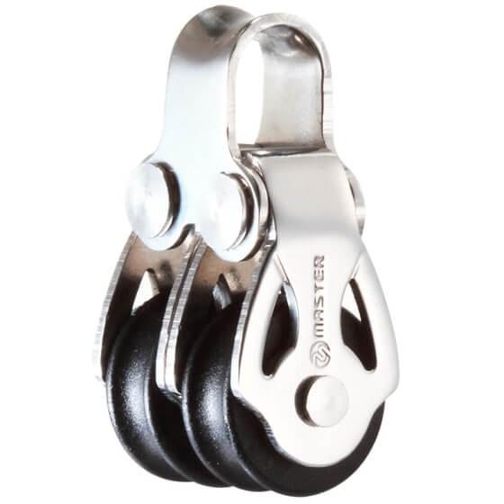 Makara - SB - Paslanmaz Çelik - 16mm - ikili Görseli