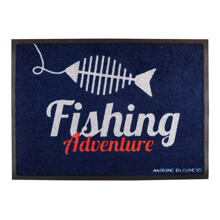Picture of NON-SLIP MAT - FISHING, WELCOME