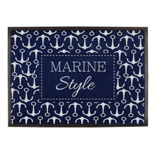 Picture of NON-SLIP MAT - MARINE STYLE, WELCOME