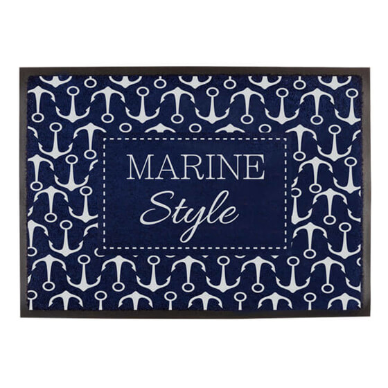 Paspas - Marine Style - 70x50 cm Görseli