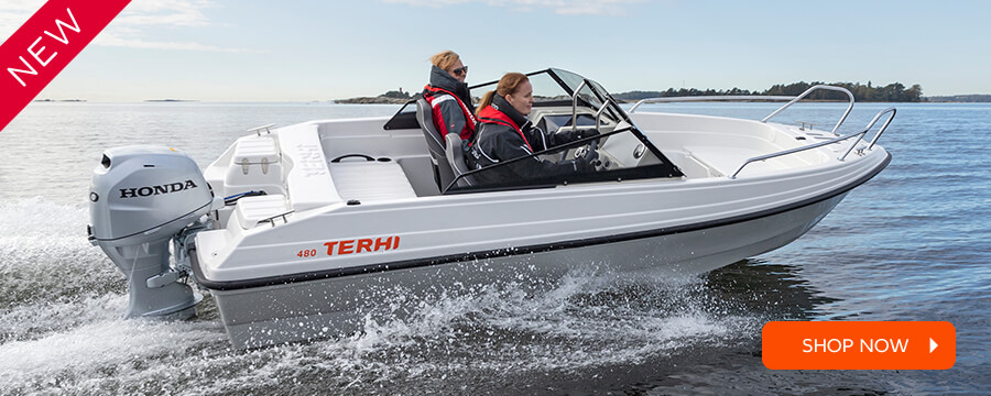 TERHI boats at East Marine!